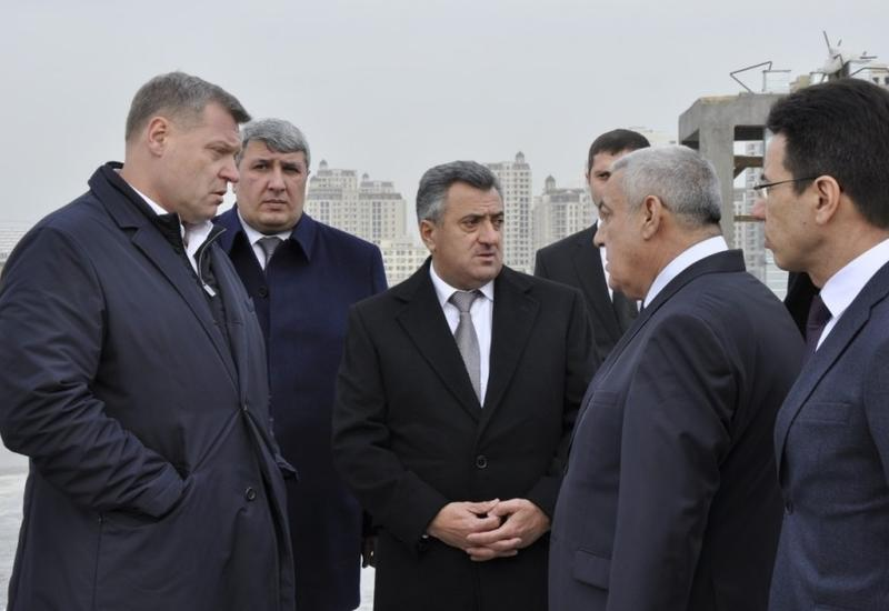 В Баку откроется крупный деловой центр