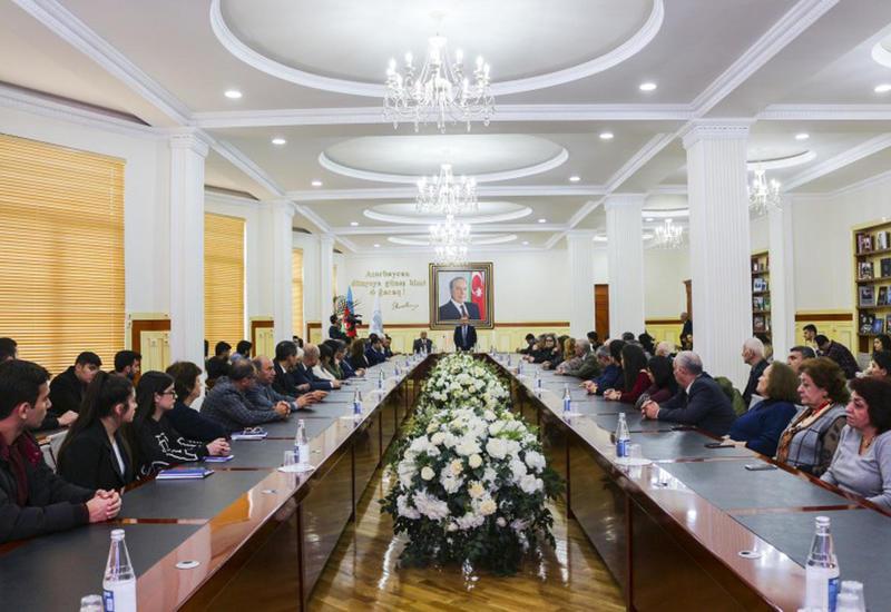 В БГУ пройдет цикл лекций о великом лидере Гейдаре Алиеве