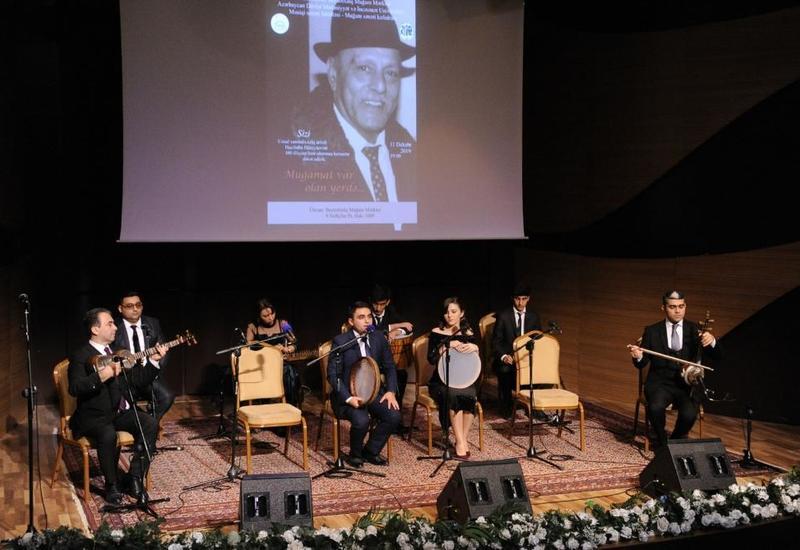 В Центре мугама прошло мероприятие, посвященное 100-летию Гаджибабы Гусейнова
