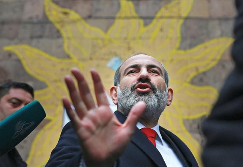 Сходка воров в законе в Ереване