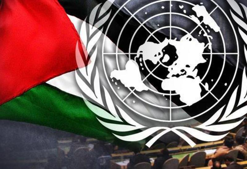 ООН и Палестина запустили программу гуманитарной помощи