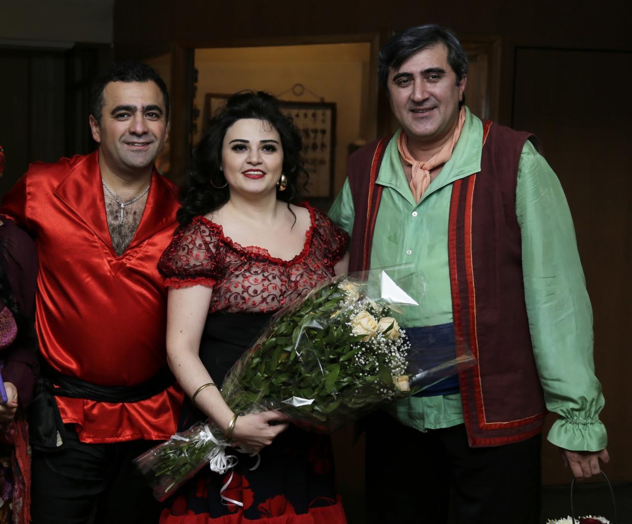 Невероятная опера «Алеко» в Театре оперы и балета