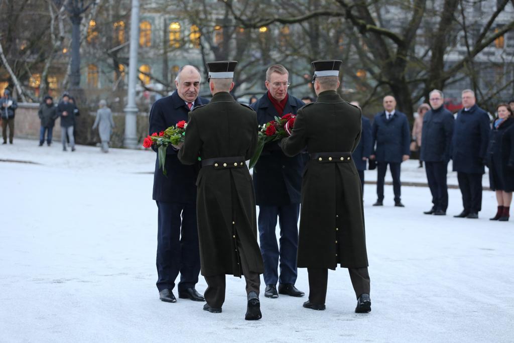 Азербайджан и Латвия обсудили вопросы сотрудничества