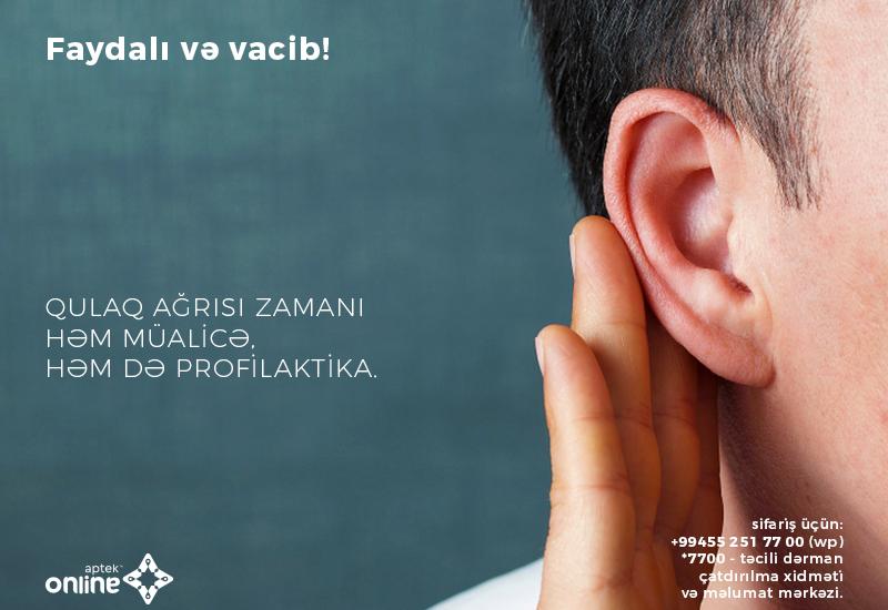 Лечение и профилактика болей в ушах