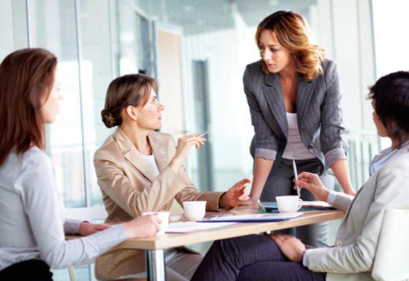 Азербайджан уделяет большое внимание женскому предпринимательству