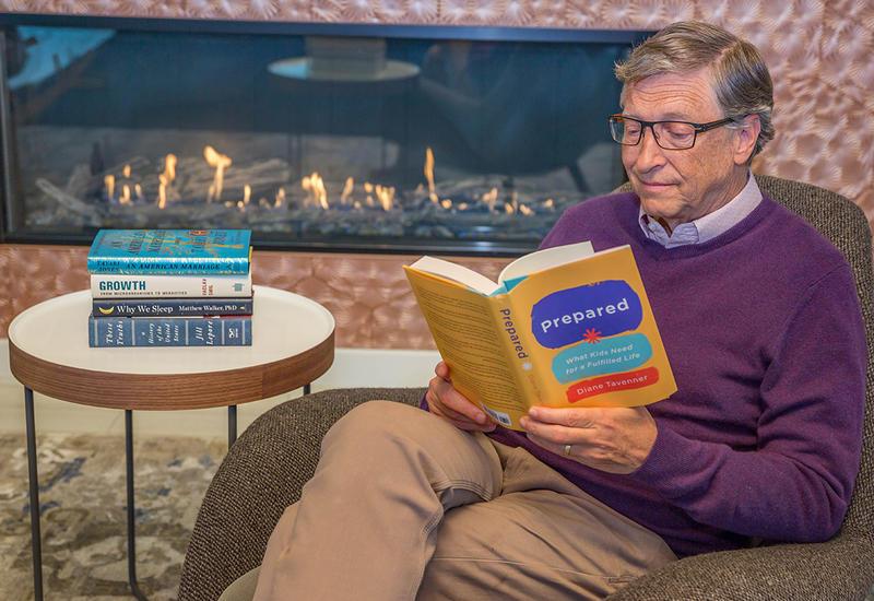 5 книг, которые советует прочитать Билл Гейтс