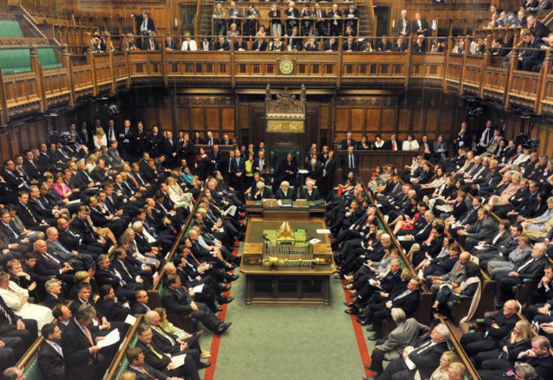 Британские консерваторы получили большинство в парламенте