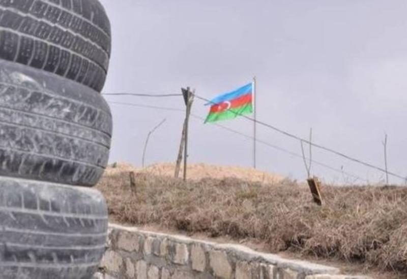 Азербайджан продвинул боевые пункты в Газахском направлении на 1,5-1,7 км