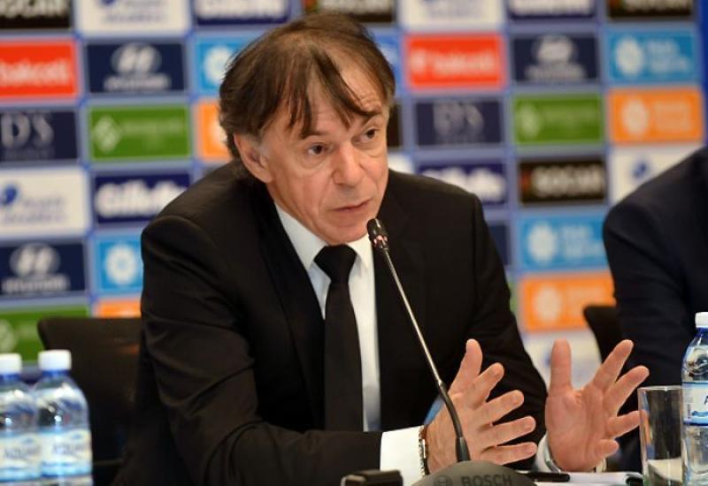 Юрчевич покинул сборную Азербайджана по футболу