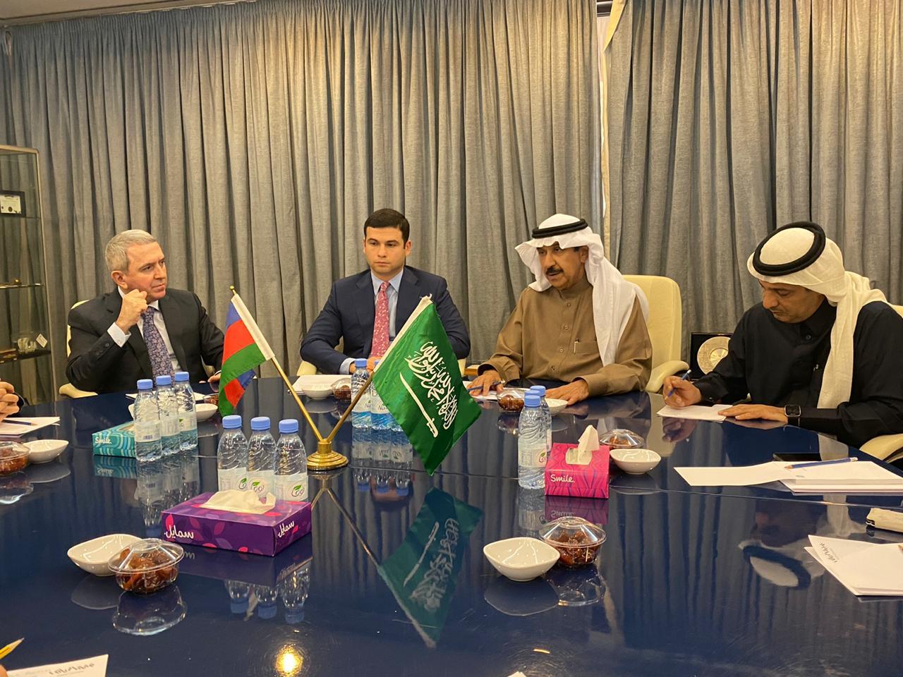 Инвестиционные возможности Азербайджана представлены в Саудовской Аравии
