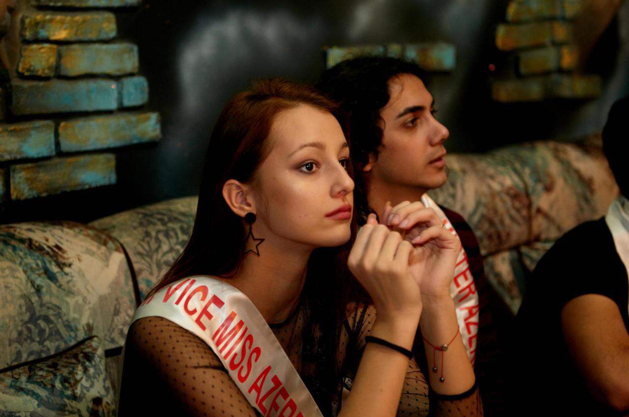 В Баку проходит отбор на конкурс красоты Miss & Mister Azerbaijan 2020