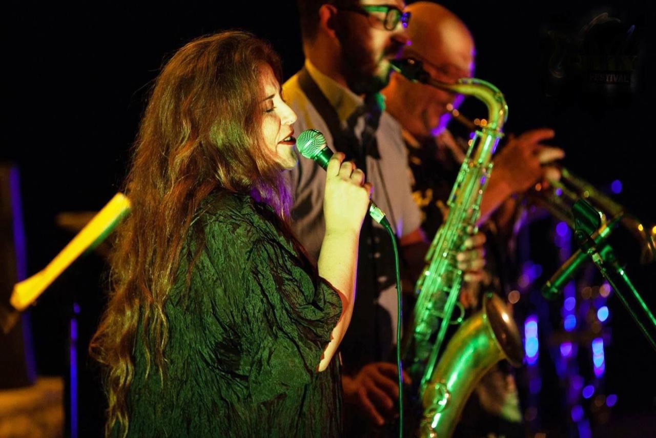 В Баку выступит Принцесса европейского джаза