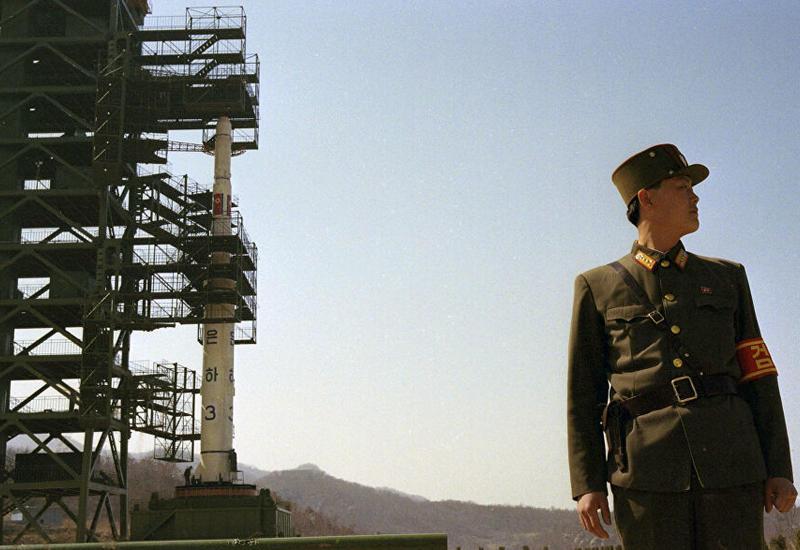 """КНДР сообщила о проведении """"важного"""" испытания на космодроме"""