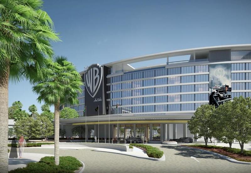 В Абу-Даби появится первый в мире отель Warner Bros