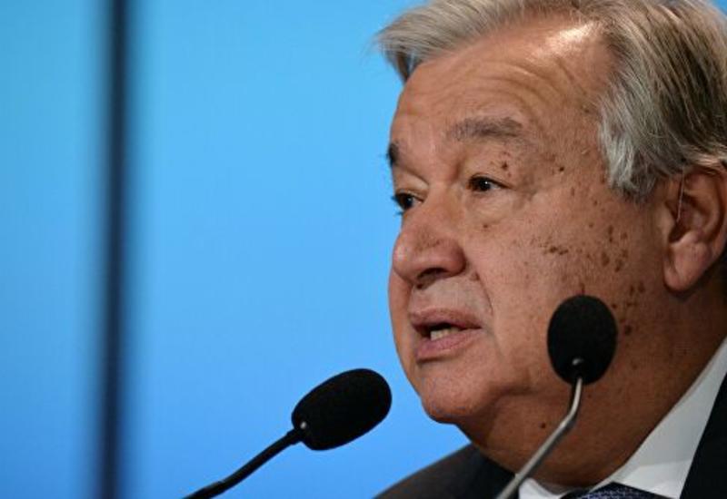 Генсек ООН разочарован итогами климатической конференции в Мадриде