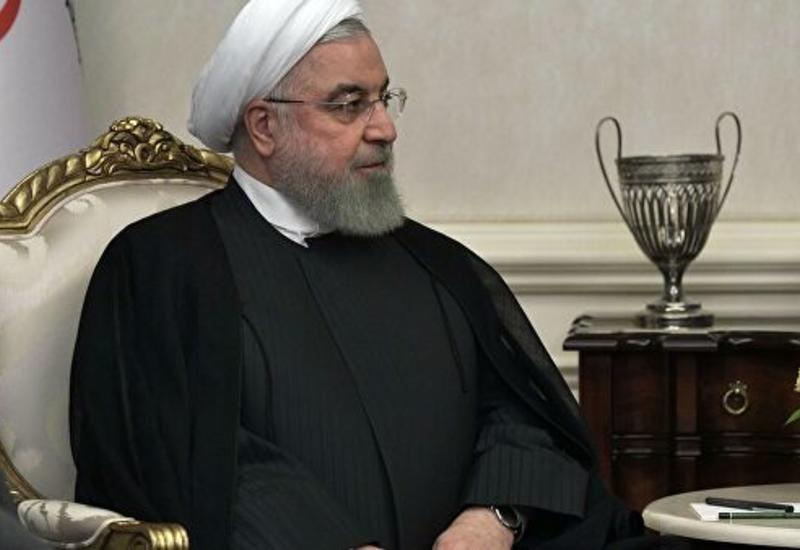 Роухани встретился с будущим послом Ирана в России