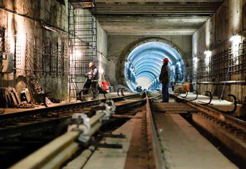 В Баку открывается новая станция метро