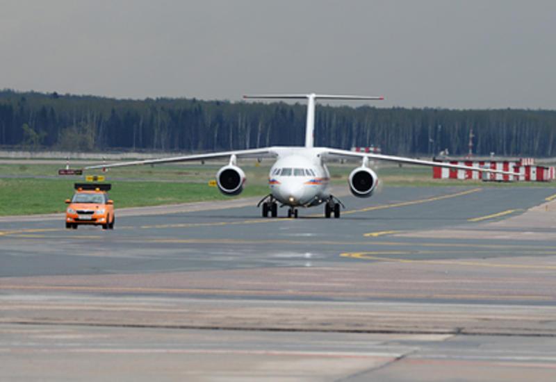 Российский самолет вернулся в аэропорт из-за трещины в лобовом стекле