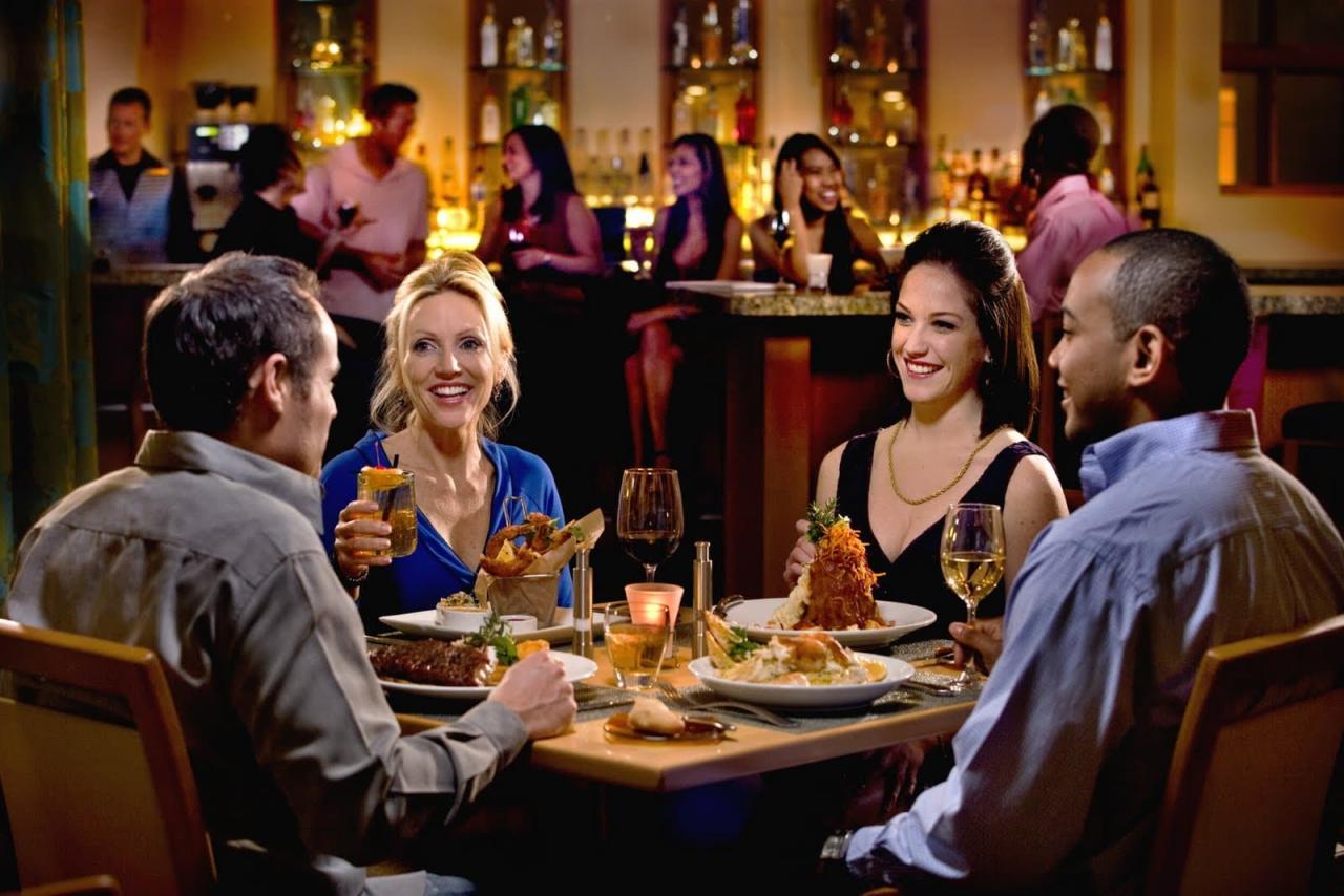 Картинки за столом в ресторане