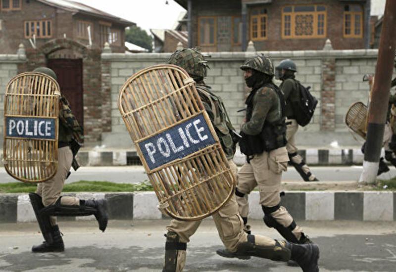 В Индии произошли столкновения студентов с полицией