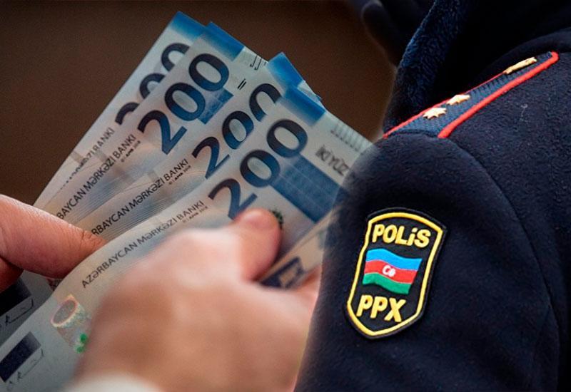 В Азербайджане помогающие полиции лица будут поощряться
