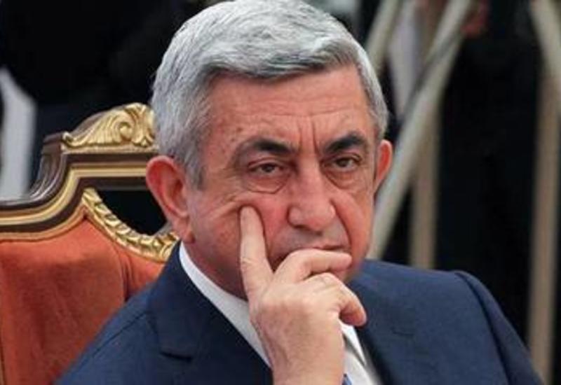 Сержу Саргсяну устроили очную ставку