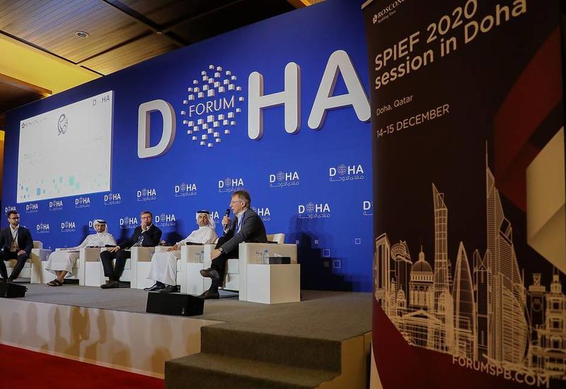 В Дохе состоялась совместная сессия ПМЭФ и Doha Forum