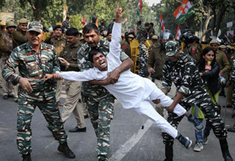 В Индии ограничили интернет после беспорядков