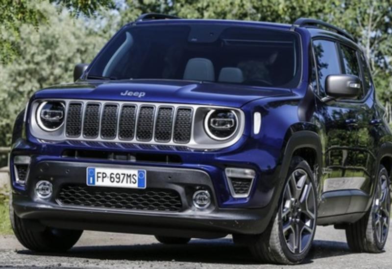 Jeep построит конкурента Suzuki Jimny