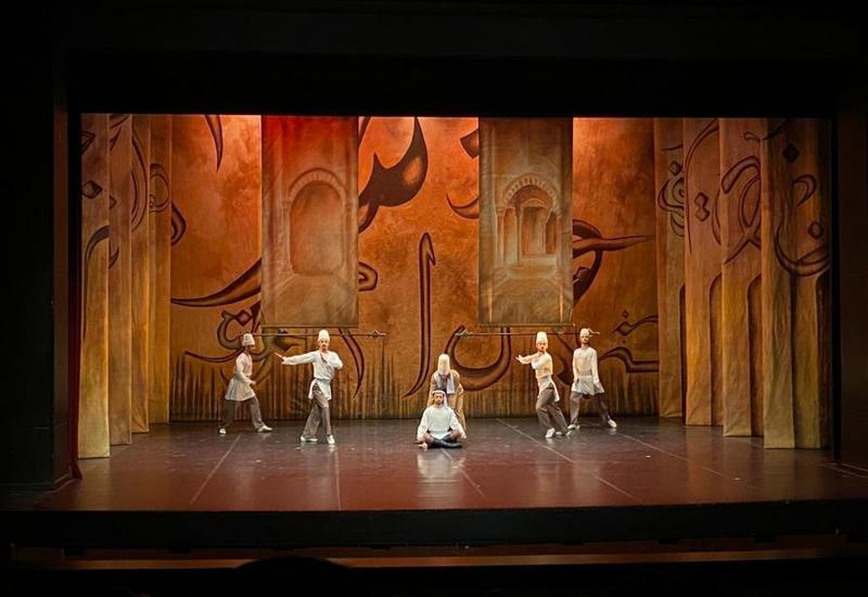 """В Турции состоялась премьера балетного спектакля """"Насими"""""""