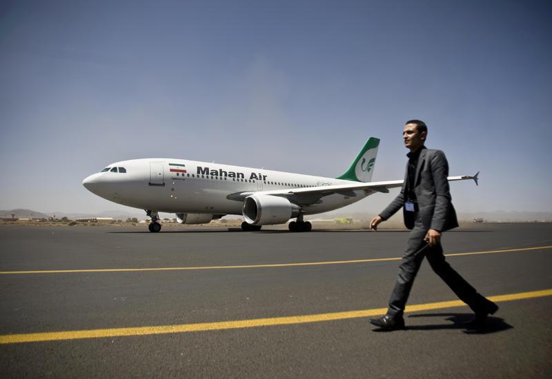 Иран считает санкции США против авиакомпании Mahan Air незаконными