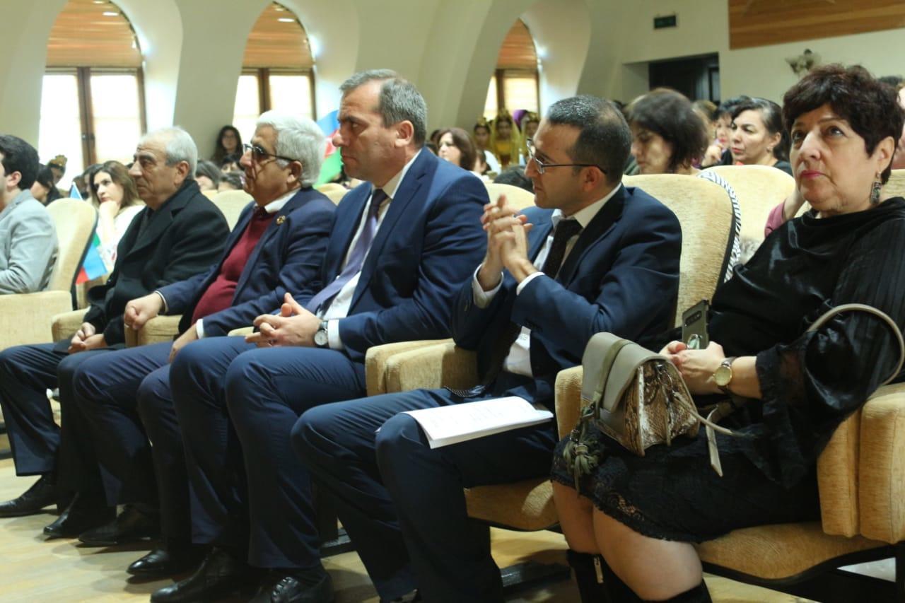 В Баку прошло мероприятие к 50-летию Альберта Агарунова
