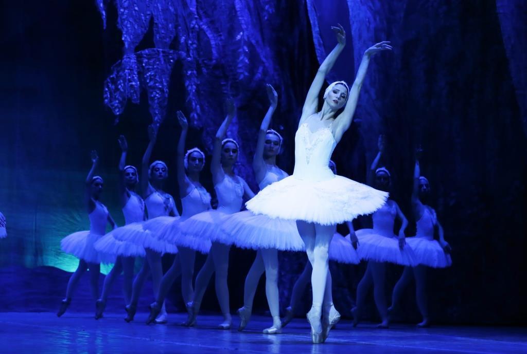 Идеальное «Лебединое озеро» в Театре оперы и балета