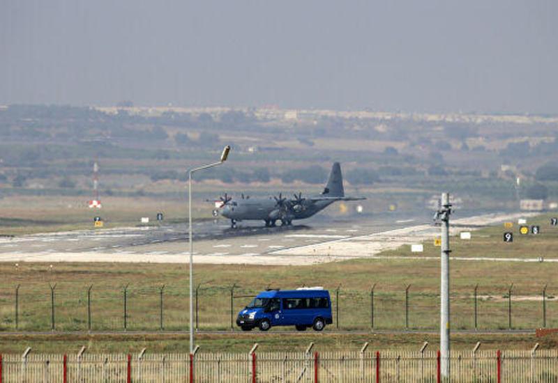 США хотят обсудить с Турцией планы о закрытии базы Инджирлик