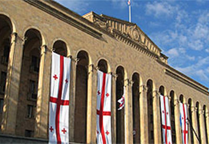 Оппозиция в Грузии планирует пикетировать здание парламента
