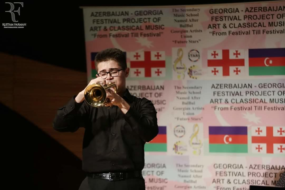 В Центре мугама прошел финальный концерт Международного фестиваля «Future Stars 2019»