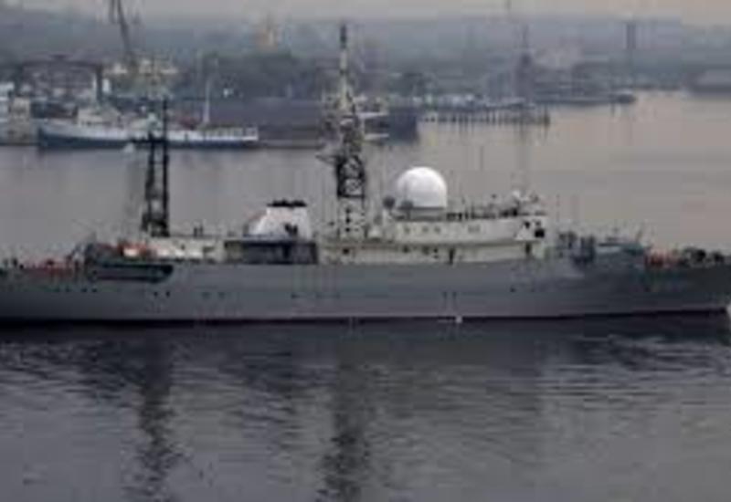В Пентагоне рассказали о слежке за российским кораблем-разведчиком