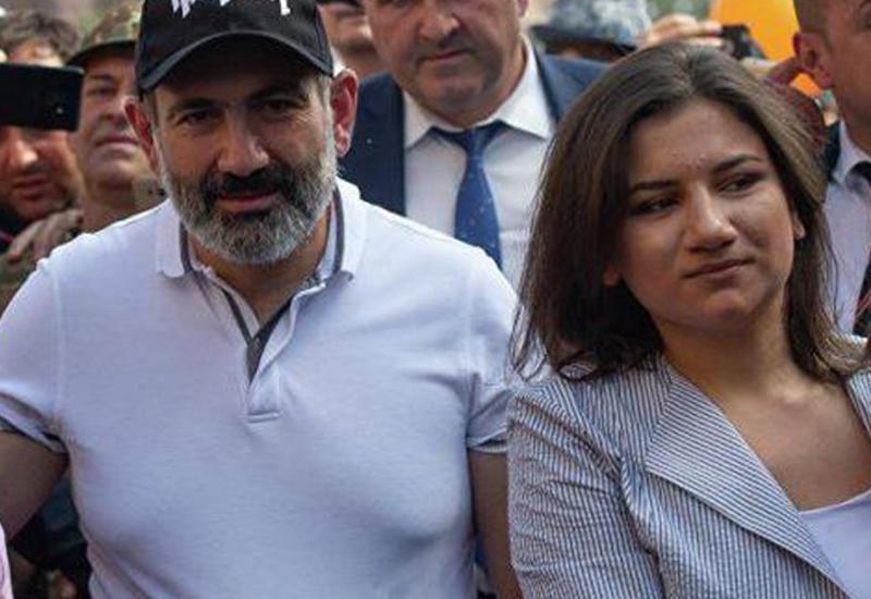 Пашинян купил дочери роскошный внедорожник за государственный счет