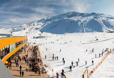 Азербайджан как центр зимнего туризма в регионе - наши Альпы