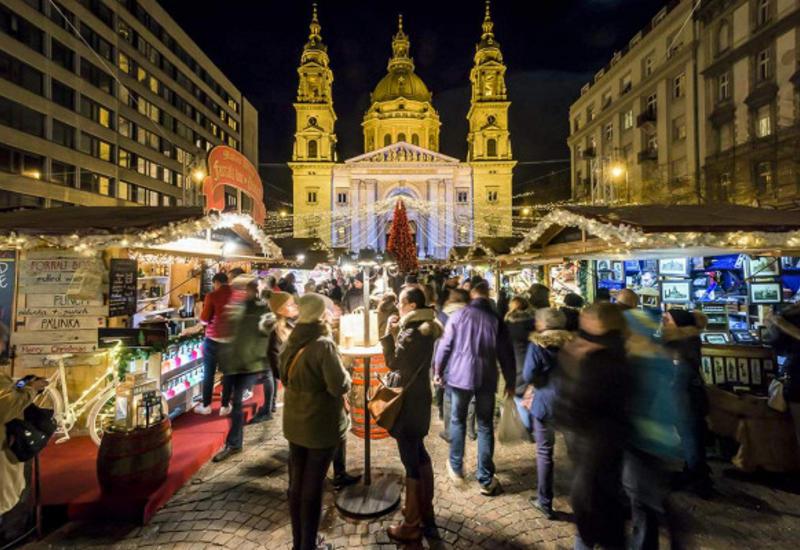Назван лучший рождественский базар в Европе