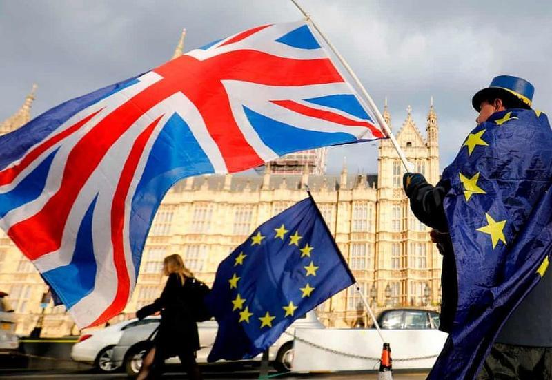 Правительство Великобритании внесло в парламент законопроект о Brexit