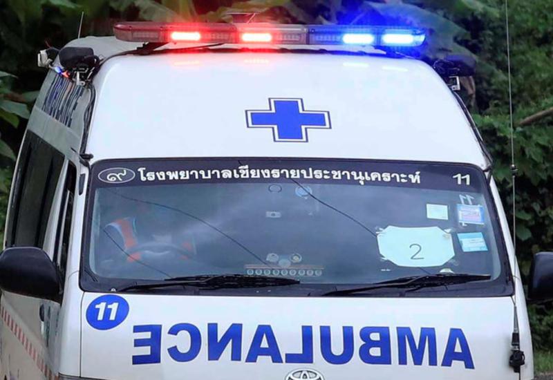 В Таиланде катер с российскими туристами врезался в яхту, много пострадавших