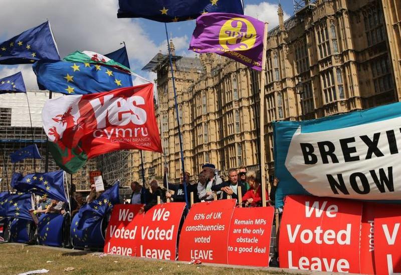 Правительство Британии откажется от слова Brexit после 31 января