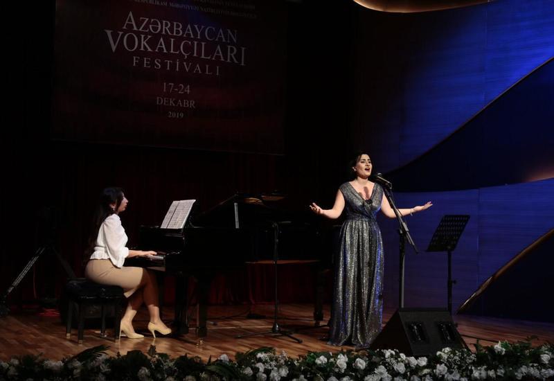 Азербайджанские романсы прозвучали в Центре мугама