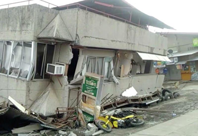 Число жертв землетрясения на Филиппинах выросло