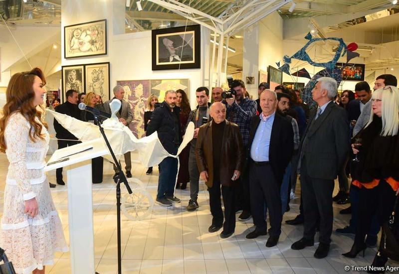 В Баку реализуют благотворительный проект Музея современного искусства и Милены Набиевой