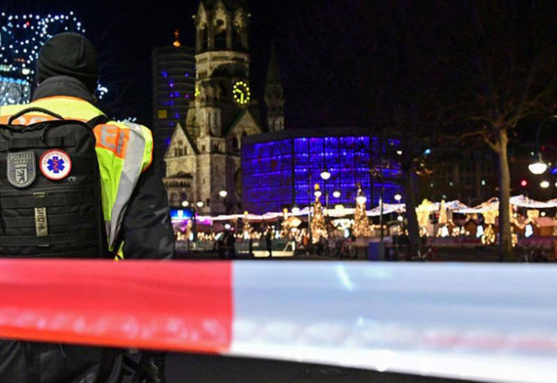 В Берлине из-за угрозы взрыва эвакуирована рождественская ярмарка