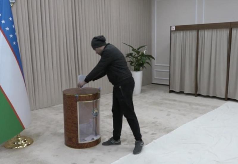 В Узбекистане стартовали парламентские выборы