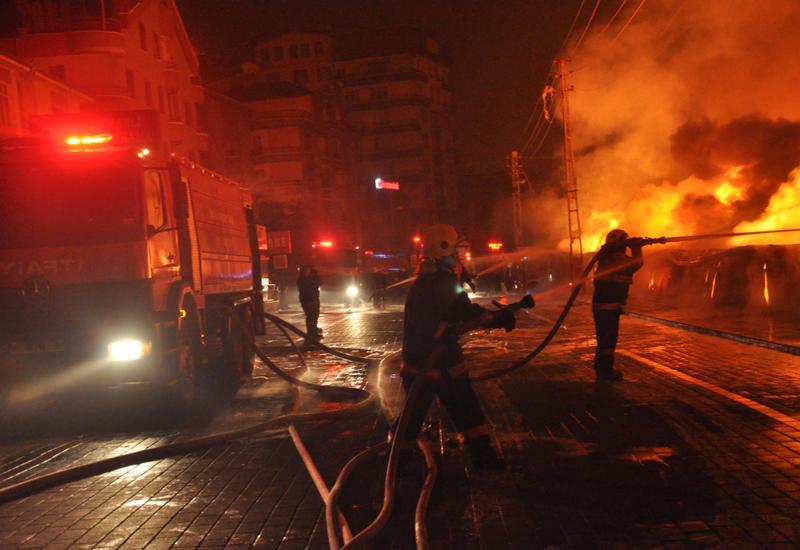 Сильный пожар в мотеле в Южной Корее: один человек погиб, десятки раненых