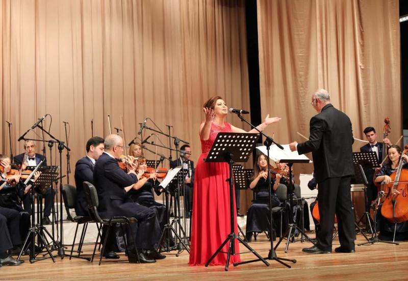 В Нахчыване прошел праздник классической музыки